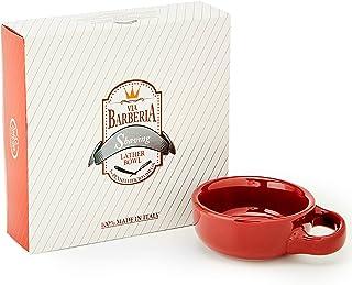 Via Barberia VB9999 - miska z ceramiki, ręcznie robiona we Włoszech