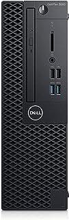 Dell OptiPlex 3060 3GHz i5-8500 SFF 8ª generación de procesadores Intel® Core i5 Negro PC OptiPlex 3060, 3 GHz, 8ª generación de procesadores Intel® Core i5, 8 GB, 256 GB, DVD±RW,