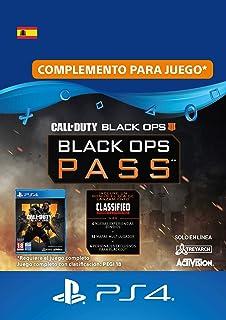 Call of Duty: Black Ops 4 - Black Ops Pass | Season Pass Edition | Código de descarga PS4 - Cuenta Española