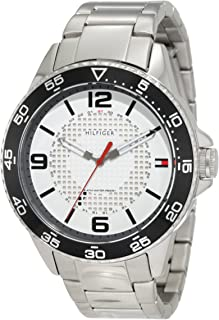 Men's 1790838 Sport Stainless Steel case and bracelet with white dial Watch