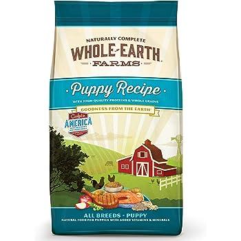 Whole Earth Farms Natural Dry Dog Food