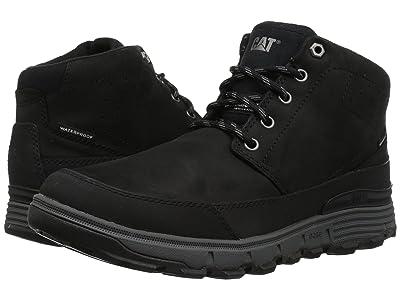Caterpillar Casual Drover Ice + Waterproof TX (Black) Men