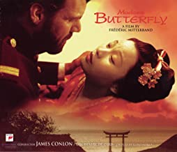 Puccini: Madame Butterfly (Soundtrack from the film by Frédéric Mitterand)