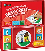 Makit Products Make a Plate and More - Easy Craft Project Kit