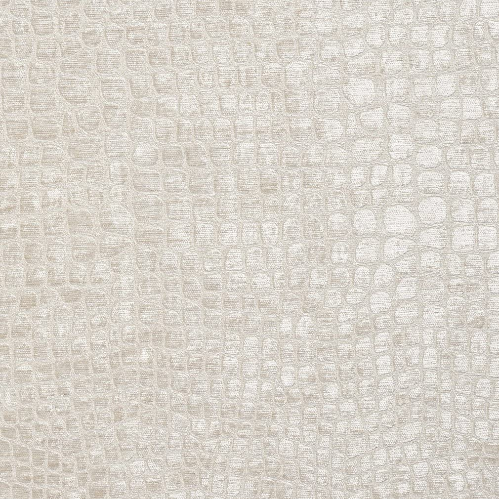 4 years warranty A0151E Off White Textured Alligator online shop Contempor Woven Velvet Shiny