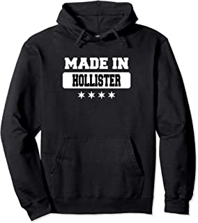 Made In Hollister Pullover Hoodie