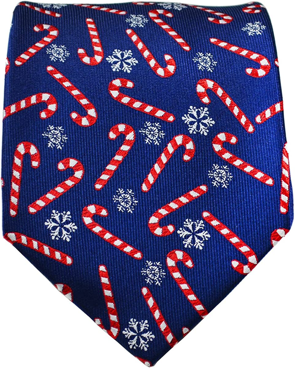 Paul Malone Holiday Themed Necktie