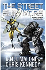 The Street Survivors (The Guild Wars Book 12) Kindle Edition