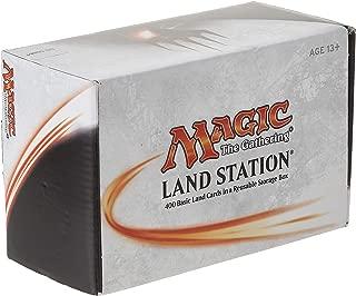 Magic: the Gathering MTG Land Station (400 Basic Lands - 80 of Each) Mint New