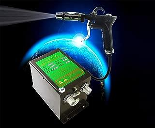 KUNHEWUHUA Ionizing Air Gun ESD Electrostatic Eliminator Handheld Antistatic Air Gun 0.3-0.8Mpa High Voltage Generator 4.6KV 110V