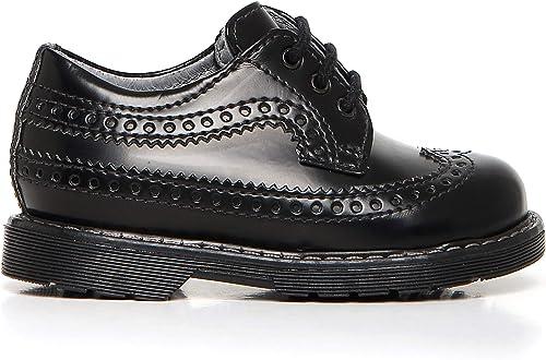 Nero giardini  scarpe stringate primi passi bambino A724440M 100
