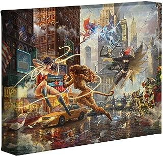 Thomas Kinkade Studios The Women of DC 8 x 10 Gallery Wrapped Canvas