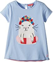 Joules Kids Applique Jersey T-Shirt (Toddler/Little Kids)