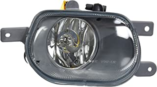 Depo 373-2002L-AQ Volvo XC90 Driver Side Replacement Fog Light Assembly