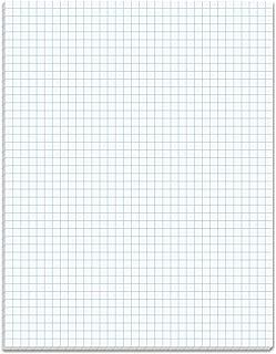 graph paper 6 squares per inch