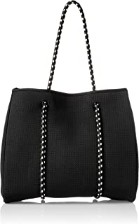 Prene BRI-BLA Tote Bag, Black