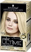 Schwarzkopf Ultime Hair Color Cream, Light Natural Blonde, 9.5, 2.03 Ounces