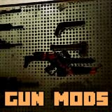 Automatic Rifle - Gun Mod for MCPE