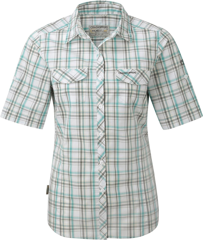 Craghoppers Women's Cheap Cheap SALE Start Chloe Short Shirt Sleeve