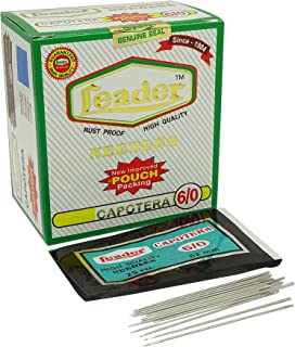 Leader-Sewing Capotera Needles Wholesale Hand Sewing Accessory - 1000 Pieces