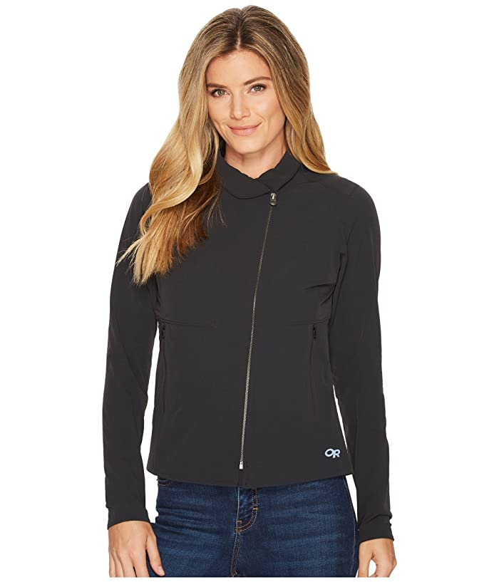 Outdoor Research Prologue Moto Jacket (Black) Women
