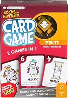 Basher Science Rocks and Minerals Card Game