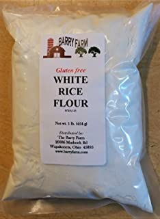 White Rice Flour, 1 lb.