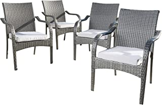 Best patio dining chairs set of 6 Reviews
