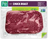 Pre, Chuck Roast – 100% Grass-Fed, Grass-Finished, and  Pasture-Raised Beef – 24oz.