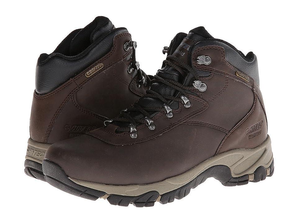 Hi-Tec Altitude V I WP (Dark Chocolate/Light Taupe/Black) Men
