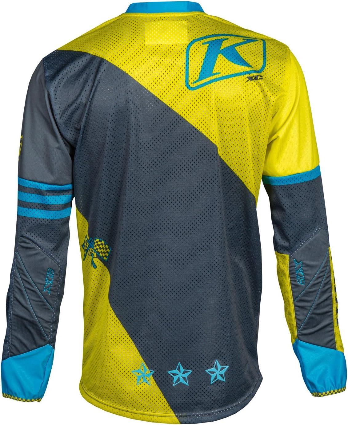 Non-Current KLIM XC Jersey 2X Green