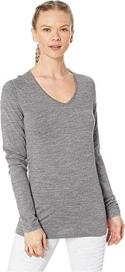 200 Oasis Merino Baselayer Long Sleeve V-Neck