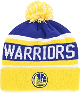 OTS NBA Men's Jasper Cuff Knit Cap with Pom