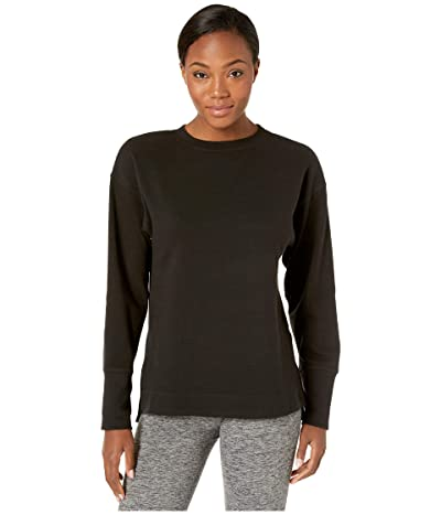 The North Face Long Sleeve Outerlands Waffle (TNF Black) Women