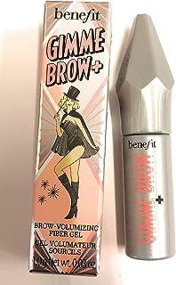 Benefit GIMME BROW Brow Volumizing Fiber Gel travel mini 1g / 0.03 oz