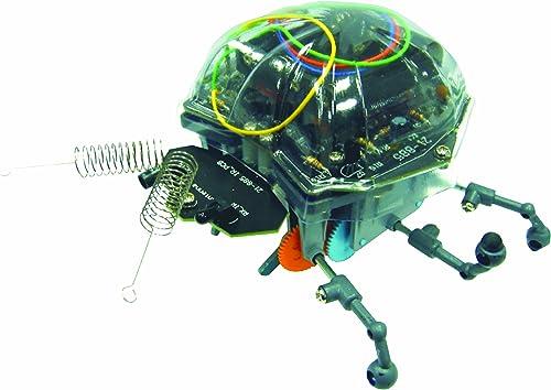 minorista de fitness LADYBUG Robot Kit (requires soldering assembly)   21-885 21-885 21-885  el precio más bajo
