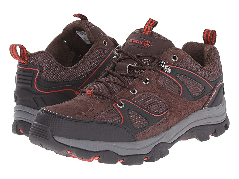 Nevados Talus Low (Dark Chestnut/Red Spice/Black) Men