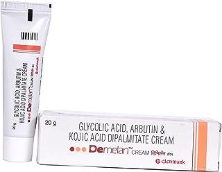 Artcollectibles India 2 Demelan Cream Glycolic Acid Arbutin,