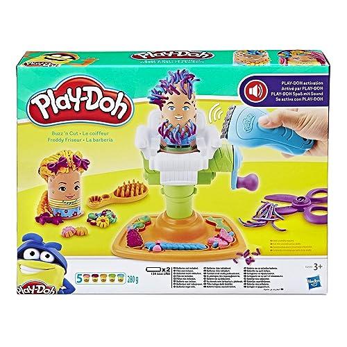 Play-Doh - Le Coiffeur - E2930 - Pâte à Modeler