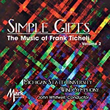 Best ticheli symphony 2 Reviews