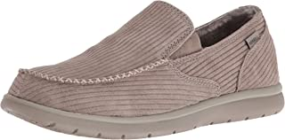 Merrell Men's Laze MOC Fashion Sneaker, Boulder, 11.5 M US
