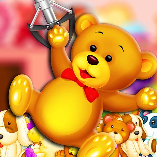 Teddy Bear Grab Claw Mach