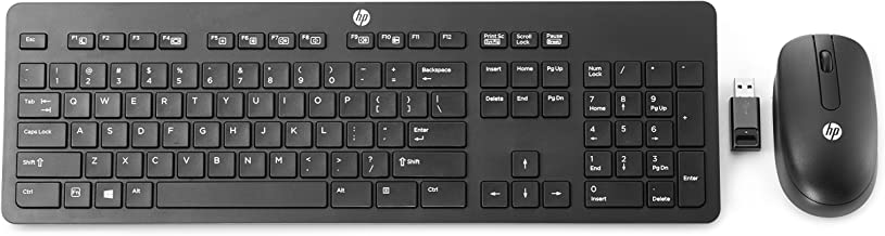 HP Business T6L04UT#ABA Slim Wireless KB and Mouse