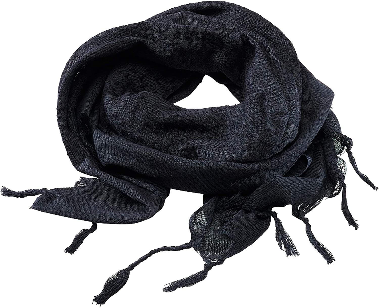 Brandit Shemag Scarf Navy/Black
