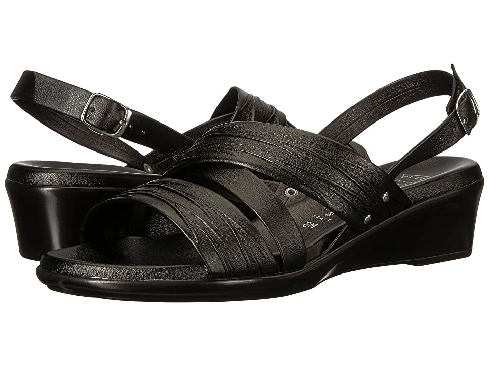 Italian Shoemakers Maxi (Black) Women