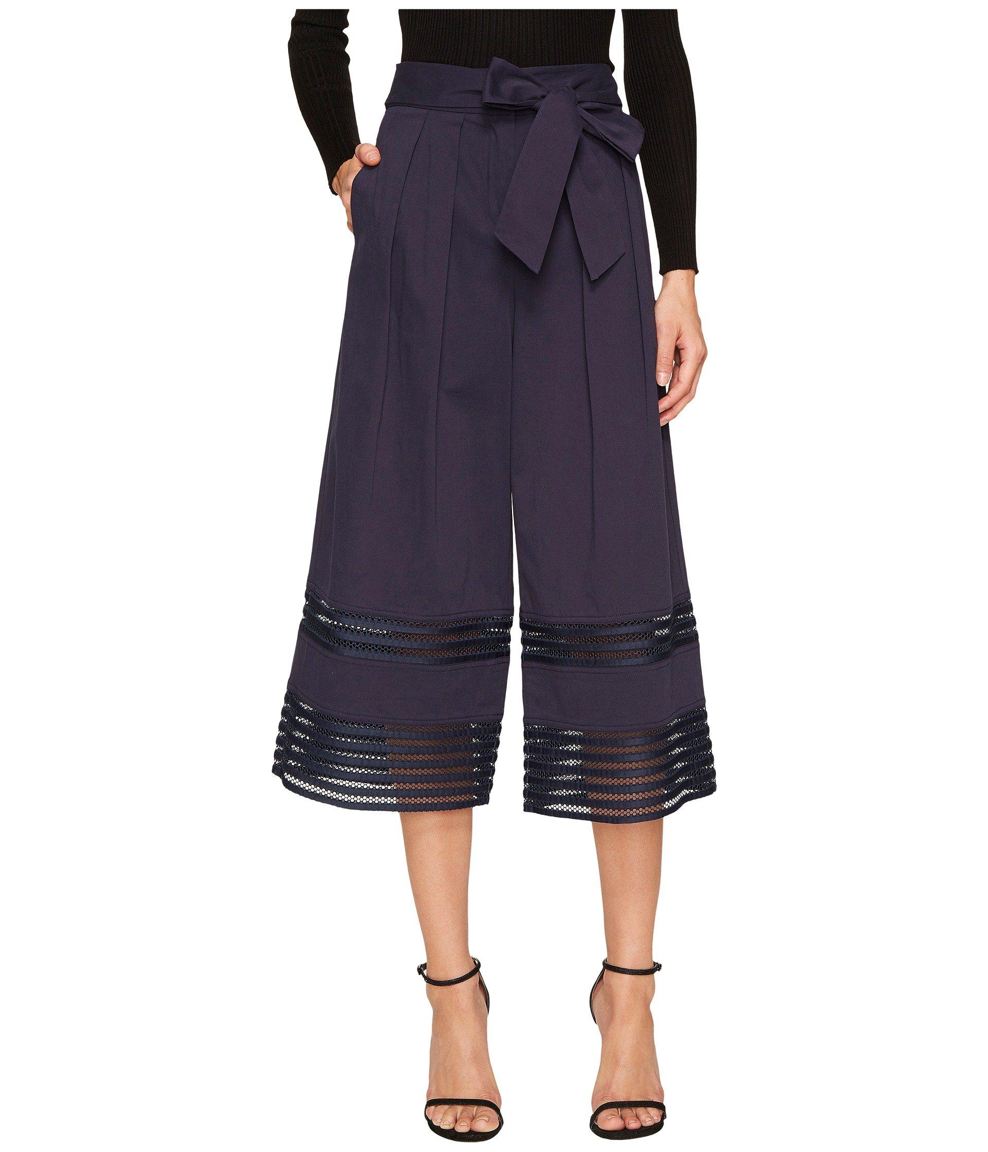 Pantalón para Mujer ZAC Zac Posen Fia Culotte  + ZAC Zac Posen en VeoyCompro.net