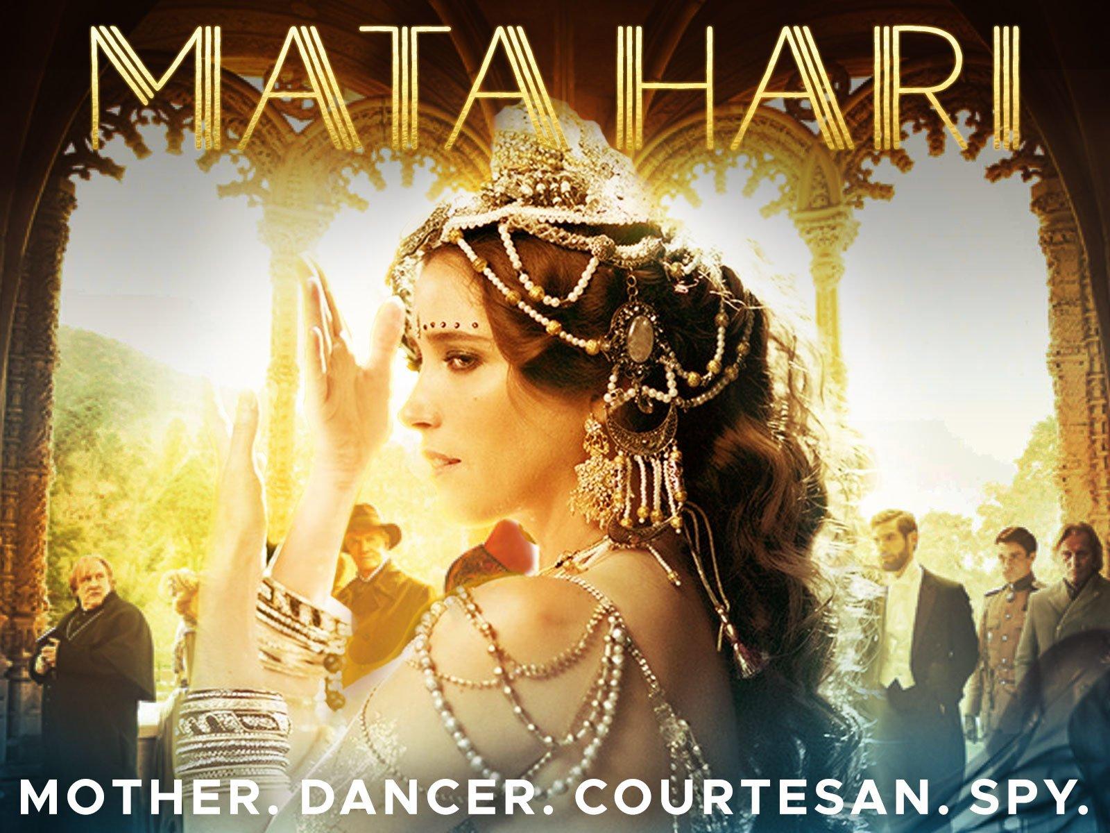 Buy Mata Hari Now!