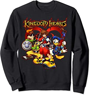 Disney Kingdom Hearts Team Ready Sweatshirt