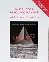 instructor's resource manual. chemistry. the central science twelfth edition