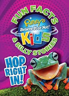 Ripley's Fun Facts & Silly Stories: Hop Right In!